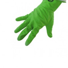 Gants en latex naturel
