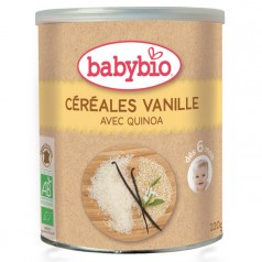 Céréales Vanille Quinoa