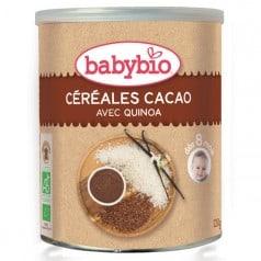 Céréales Cacao Quinoa
