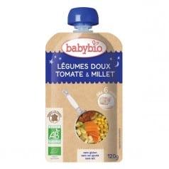 Gourde Légumes doux, Tomate & Millet