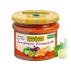 Sauce spaghetti à la Provençale bio