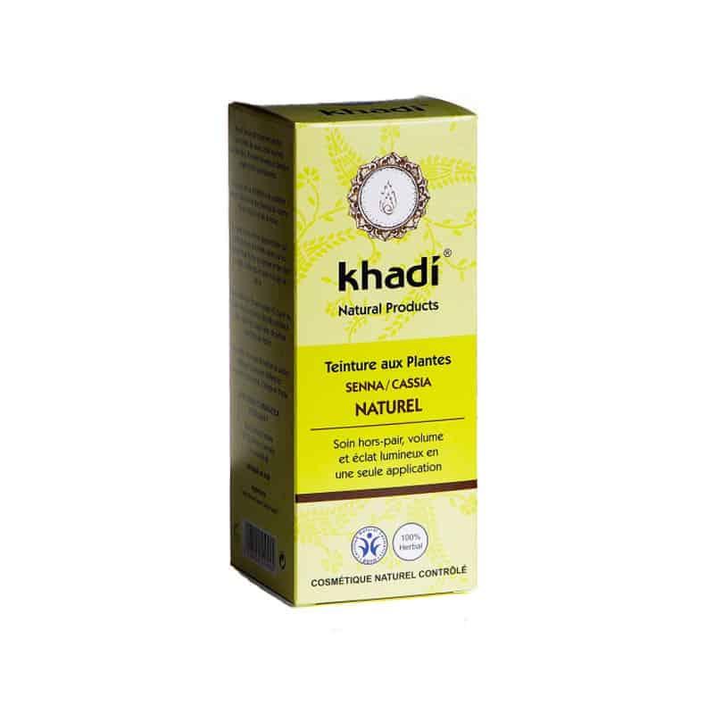 teinture aux plantes senna cassia naturel 100 g khadi. Black Bedroom Furniture Sets. Home Design Ideas