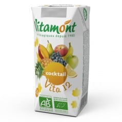 Vitamont Vita 12 fruits bio
