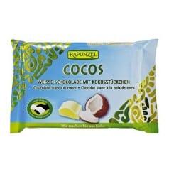 Chocolat Blanc Coco Bio Equitable
