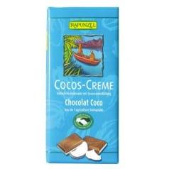 Chocolat au Lait Crème de Coco Bio Equitable