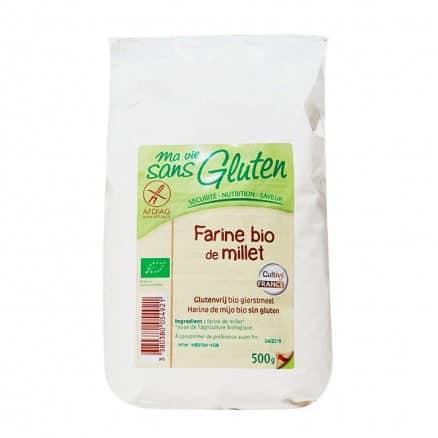 Farine de millet 500 g