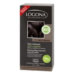 logona Soin colorant noir intense