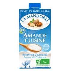 Amande cuisine bio