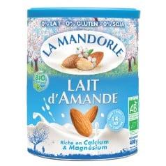 """Lait en poudre Amande """"Fleur d'amande"""""""