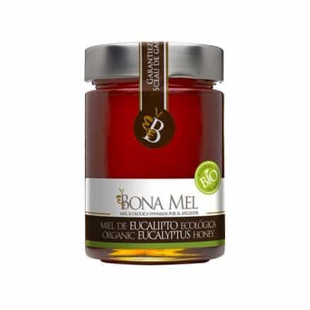 BonaMel Miel d'Eucalyptus bio 450 g