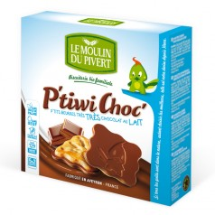 P'tiwi bio Chocolat au Lait