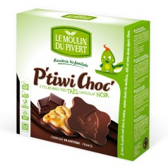 P'tiwi bio Chocolat Noir