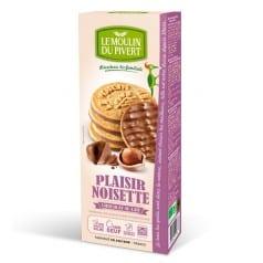 Sablés Plaisir Noisette Chocolat au Lait