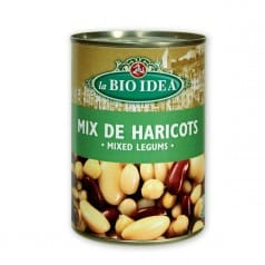 Mix 4 haricots