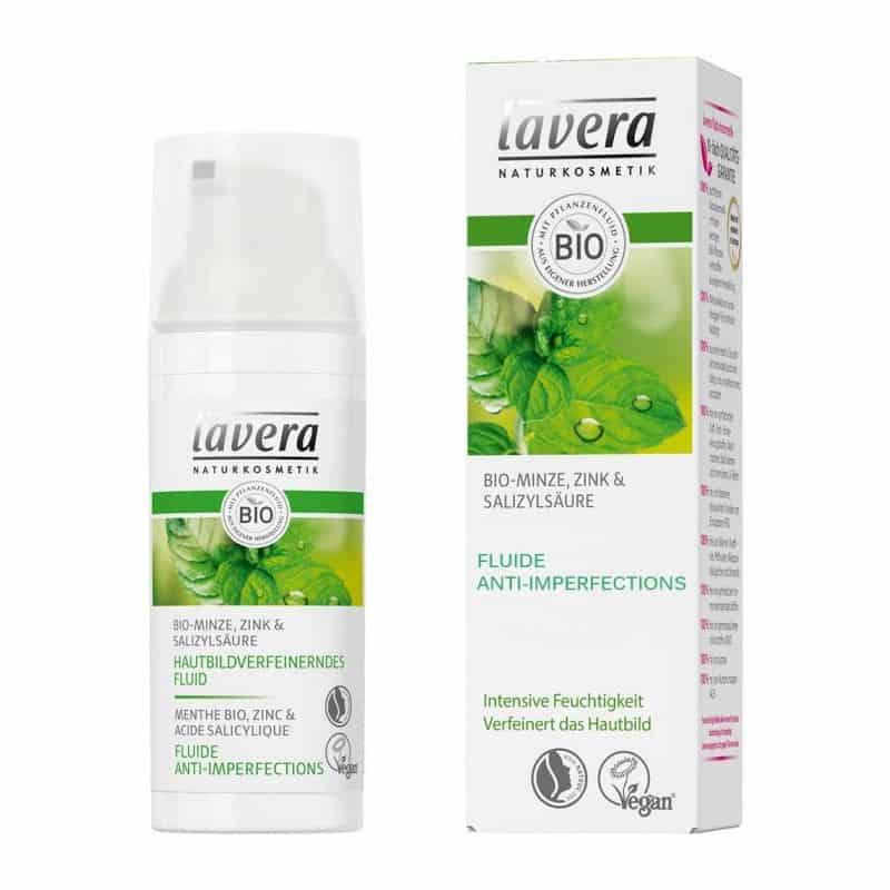 lavera  Lavera Fluide Anti-Imperfections 50 ml Purifie la peau en profondeur... par LeGuide.com Publicité