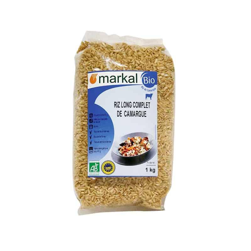 markal  Markal Riz Long Complet Camargue 1kg Depuis 2000, le riz de Camargue... par LeGuide.com Publicité