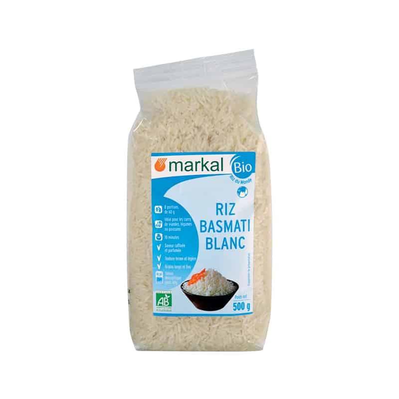 markal  Markal Riz Basmati Blanc 500 g Le riz Basmati est une variété de... par LeGuide.com Publicité