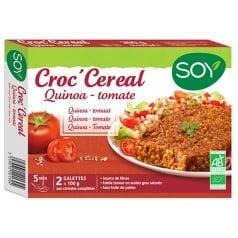 Croc'céréales Quinoa tomates bio de soy