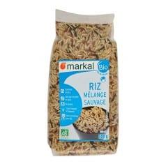 Riz Mélange sauvage de markal