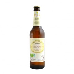 Bière bio au petit épeautre