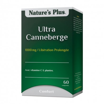 Ultra Canneberge de Nature's Plus