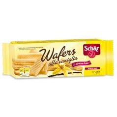 """Gaufrette à la vanille sans gluten """"Wafers"""""""