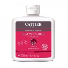 Shampooing cheveux colorés de Cattier