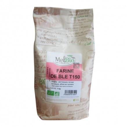 Melbio Farine de blé T150