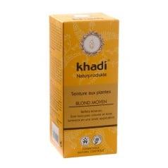 Teinture aux Plantes Blond moyen de Khadi