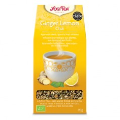 Yogi tea Gingembre Citron Vrac