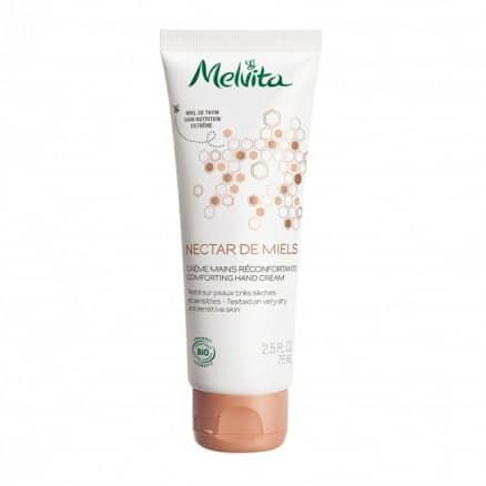 Crème Mains Réconfortante Peaux très sèches et sensibles de Melvita