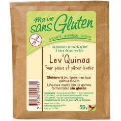 Levain de Quinoa
