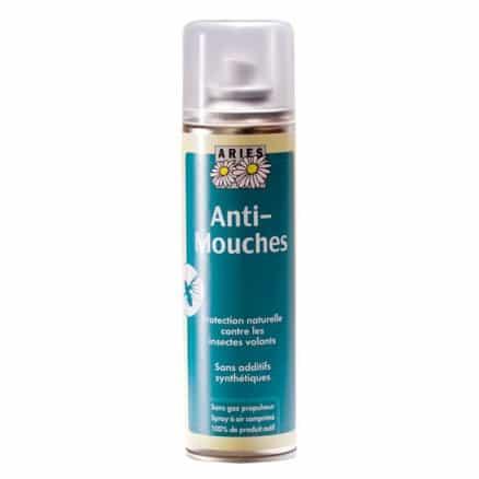 Spray anti-mouches