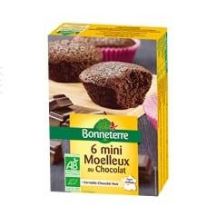 Mini Moelleux au Chocolat Noir
