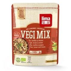 Vegi Mix Riz, Lentilles et Sésame