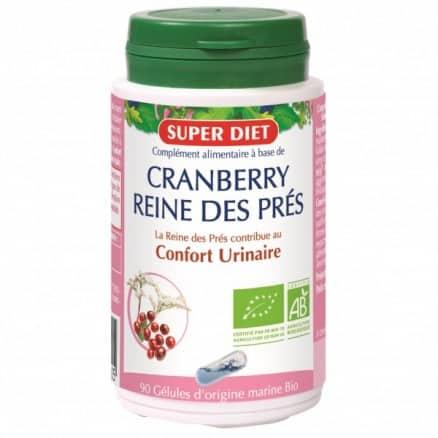 Cranberry & Reine des Près