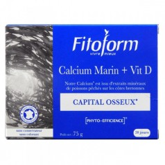 Calcium Marin + Vitamine D Capital Osseux