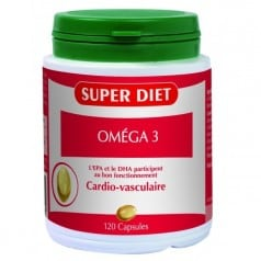 Omega 3 Cardio vasculaire