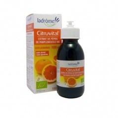 Citruvital Extrait de pépins de pamplemousse bio