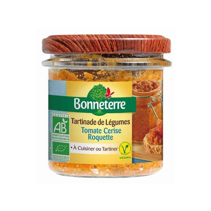 bonneterre  Bonneterre Tartinade de Légumes Tomate Cerise Roquette 135... par LeGuide.com Publicité