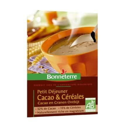 Petit Déjeuner Cacao & Céréales