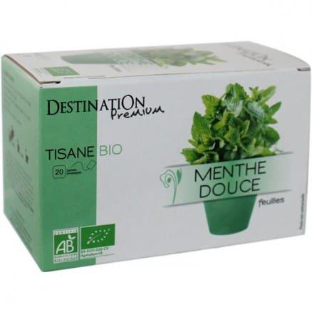 Tisane Menthe Douce