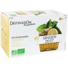 Infusion Gourmande Ginger Zest