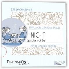 Infusion O'Night Spécial Soirée