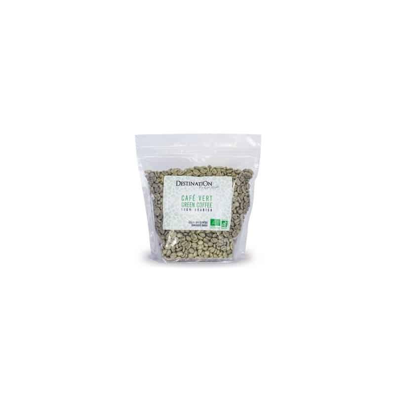 élixir de grain de café vert