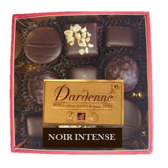 Assortiment Chocolats Noir Intense