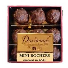 Mini Rochers Chocolat au Lait