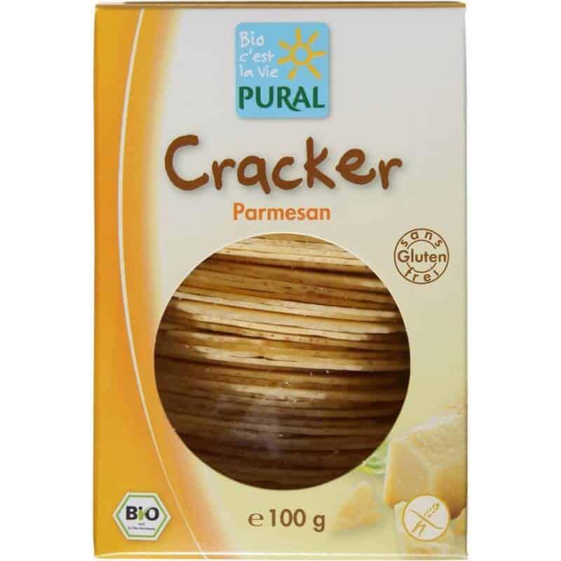pural  Pural Crackers au Parmesan 100 g Les Crackers Pural sont de très... par LeGuide.com Publicité