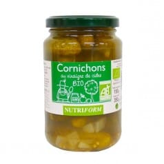 Cornichons au Vinaigre de Cidre