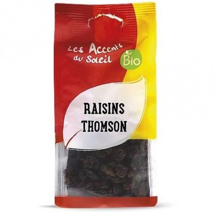 Raisins Thomson